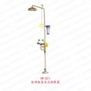 洗眼器-复合式洗眼器-304不锈钢纯净级复合式洗眼器-珂丽杰YP-211