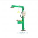 洗眼器-电伴热型防爆复合式洗眼器-YP-2193